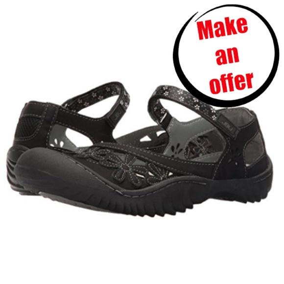 baa94e3f99a Jambu Shoes - JBU by Jambu Women s Wildflower Sandals ...